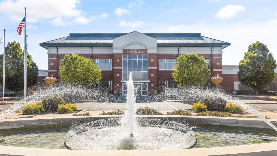 JWCC main campus building
