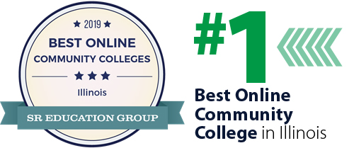Best online community college in Illinois.