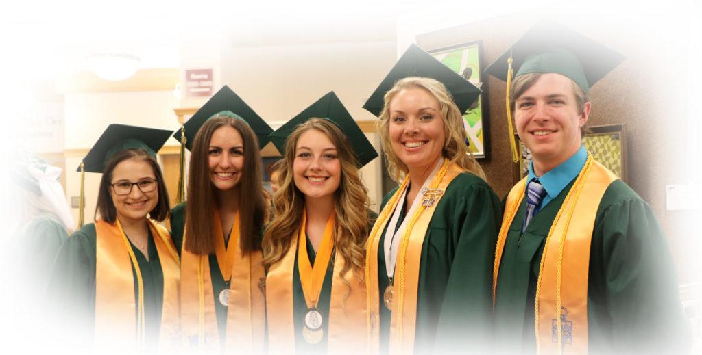 JWCC Graduates