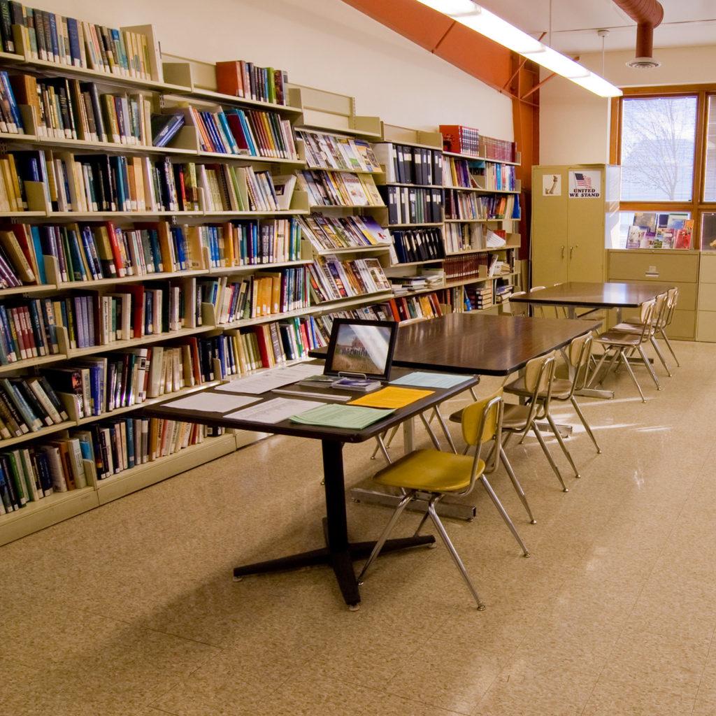 Ag Center Library
