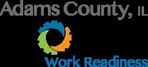 Adams County Work Readiness logo