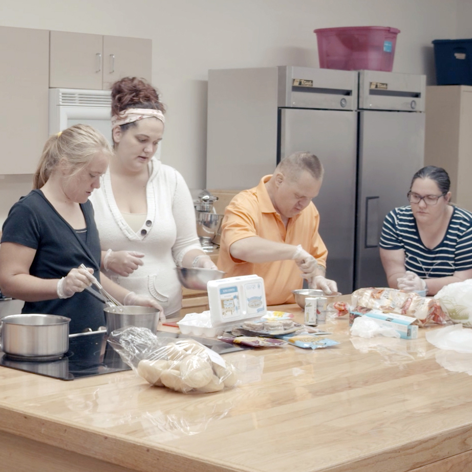 CFL cooking class