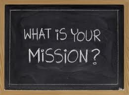 What is your Mission sign