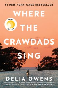 Cover of Where the Crawdads Sing