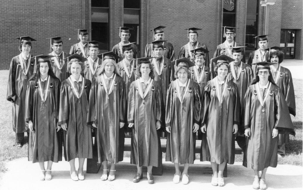 First Graduating Class