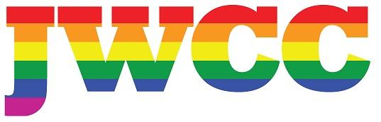 JWCC with rainbow colors