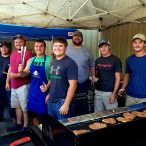 JWCC ag club hosting a cookout
