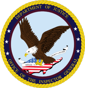 Office of the Inspector General logo