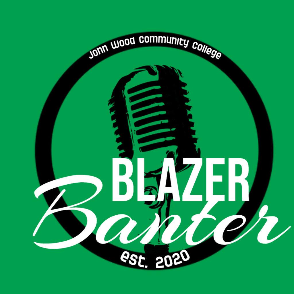 Blazer Banter logo