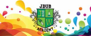 Jdub Academy banner artwork