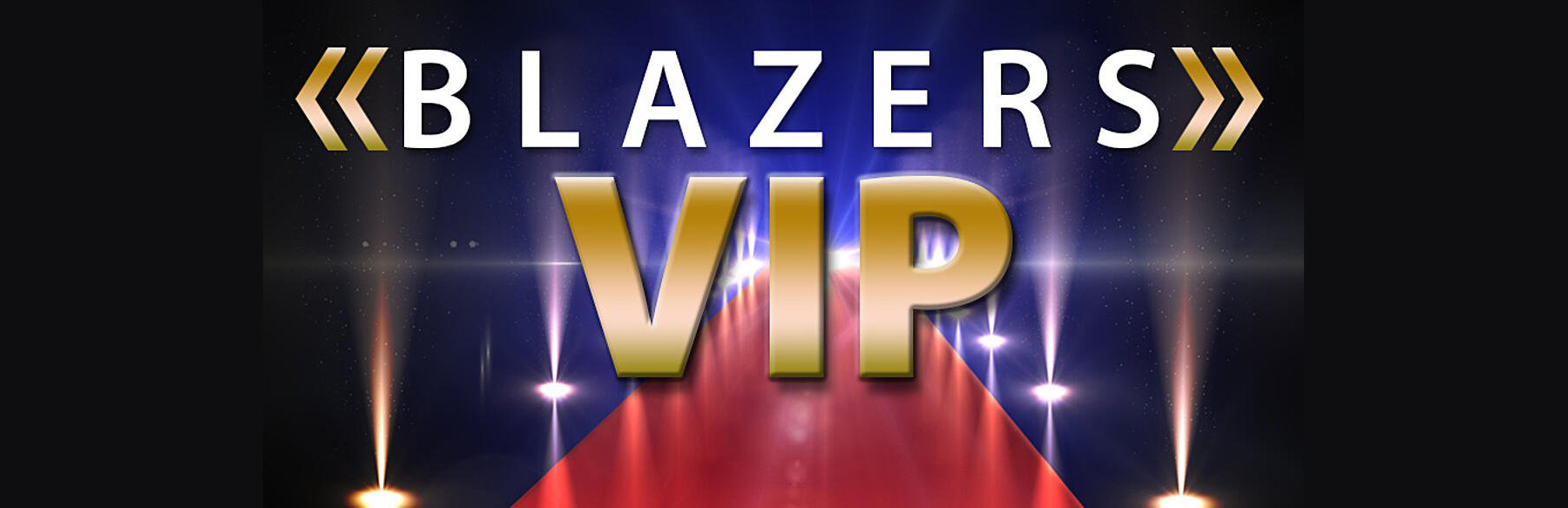 Blazers VIP