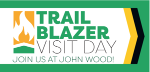 Trail Blazer Visit Day - Come see us at JWCC!
