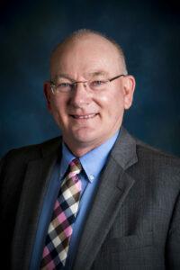 Portrait of Bob Rhea