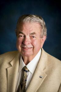 Portrait of Don Hess