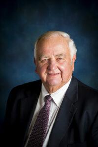 Portrait of Larry Fischer