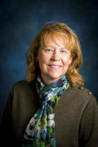 Portrait of Paula Hawley