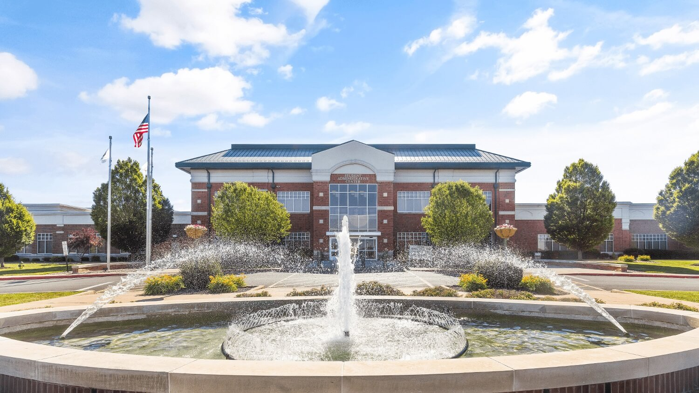 JWCC Student Administrative Building