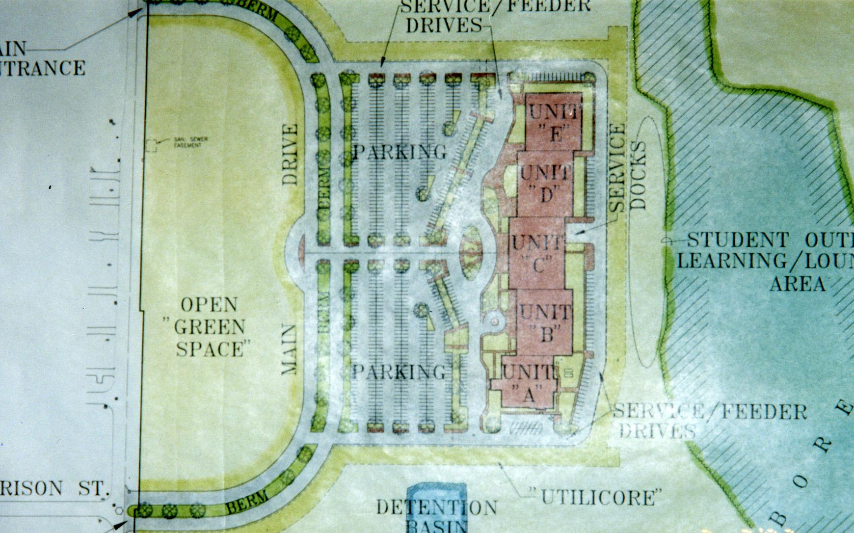 48th street campus master plan