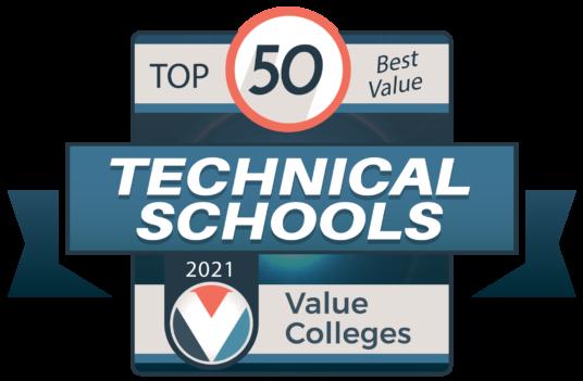 Top 50 Best Value Technical Schools