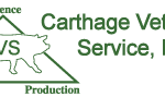 Logo of Carthage Veterinary Service, Ltd